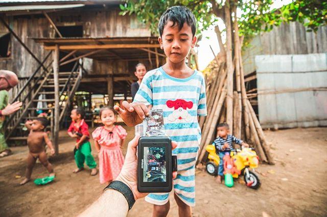 Polaroid project takes Cambodia!! @polaroid @polaroiditforward #cambodia #sharingiscaring