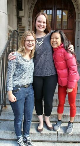Abby Flyer, Emmaline D. Eliseev & Stephanie Ng