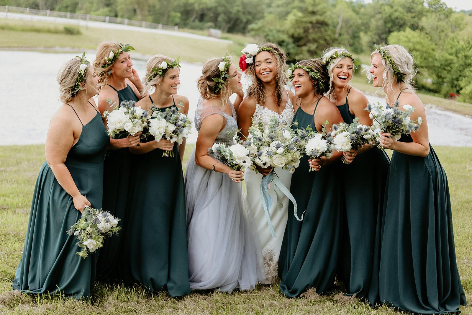 august-wolf-floral-design-des-moines-iowa-ames-wedding-florist-flowers-flower-crown-bridesmaids-evergreen-dresses-boho-lace-long-ribbon.jpg