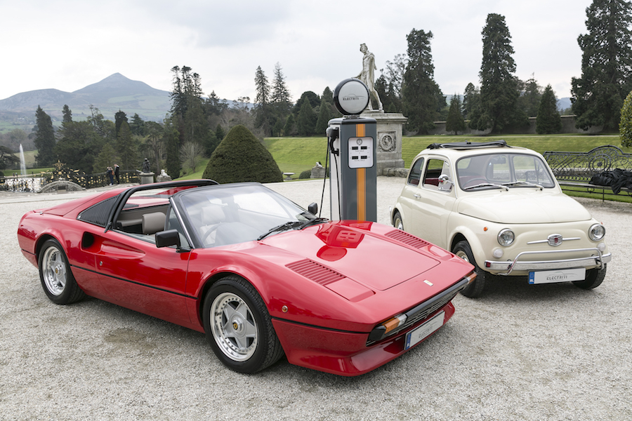 Electric classic cars from Ireland - www.freecarmag.com
