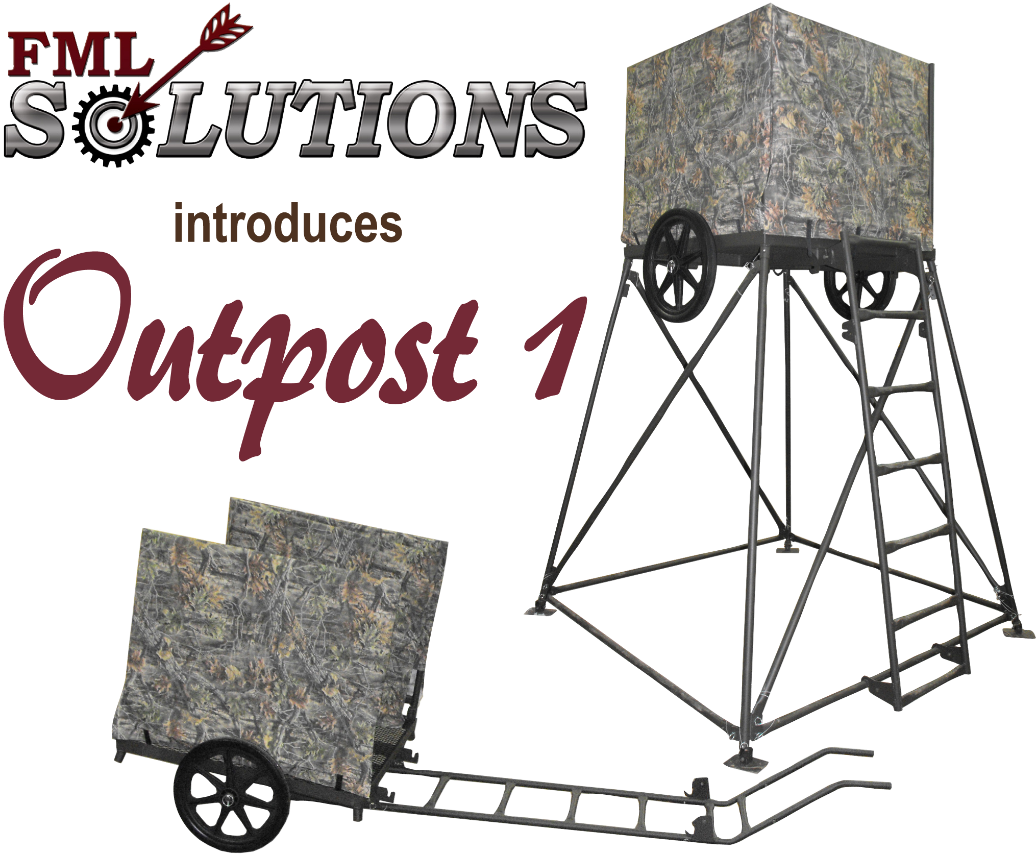 outpost 1 deer stand