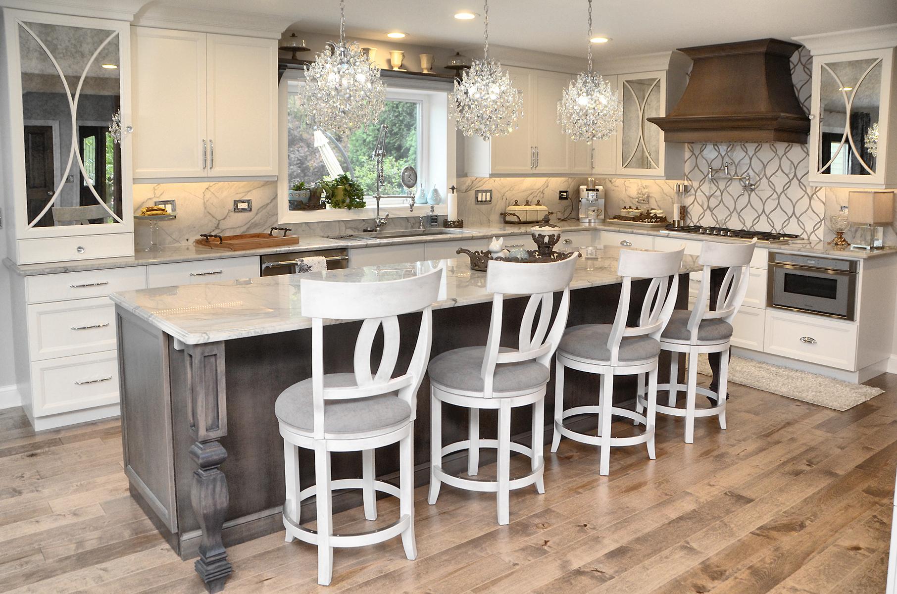 Kitchens Wood Street Cabinet Inc