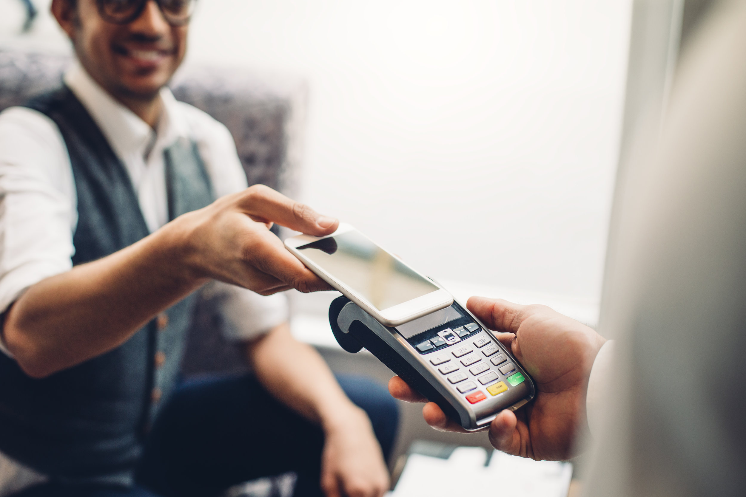 NFC Issuer Wallet