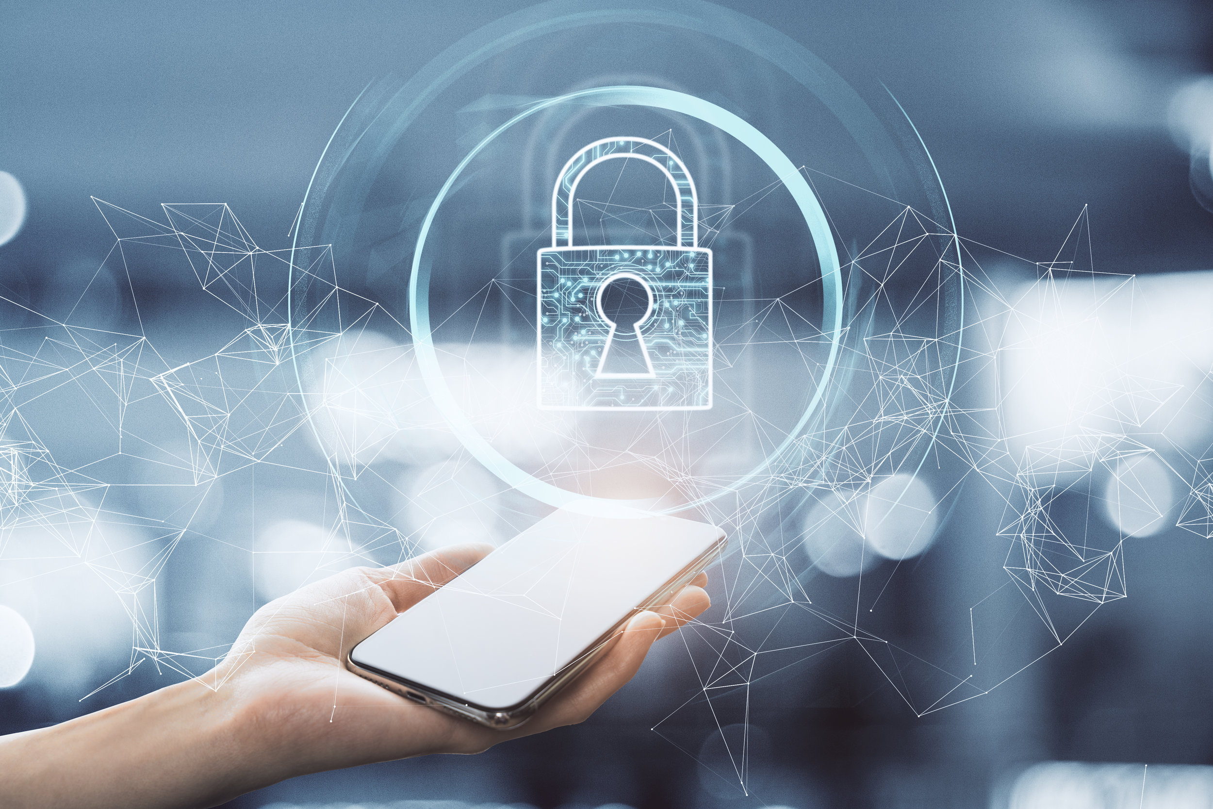 MOBILE SECURITY at its best! -