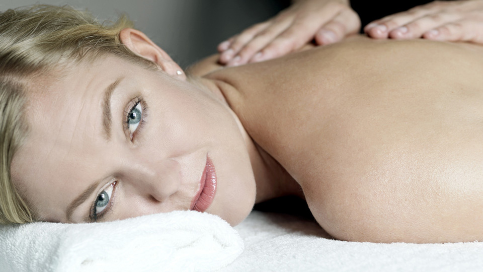 Økologiske massage- og kropsbehandlinger -