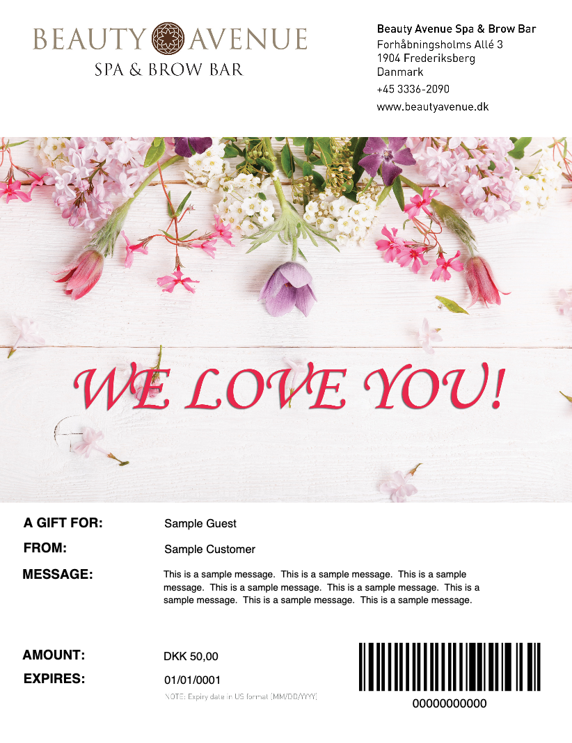 We Love You! -