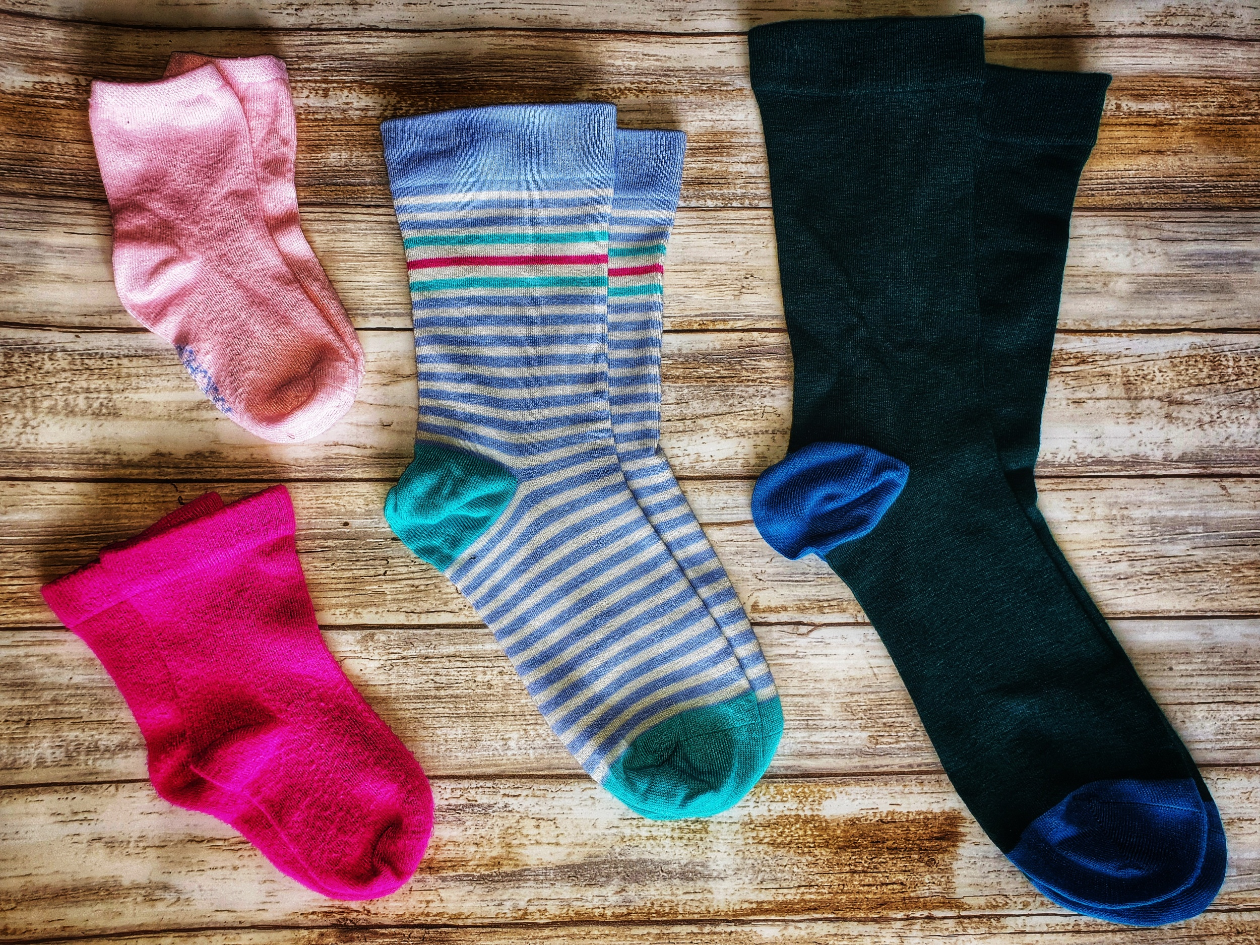 *Socks kindly gifted by The Sock Shop for an honest review.