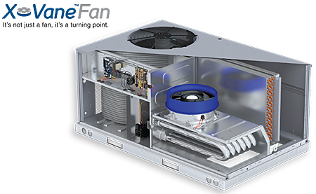 Contact us to learn more about the new X-Vane TM Fan™ -