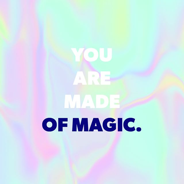 ✨Bring your unique magic to the table. You're the only one who's got it. ✨⁠ ⁠ ⁠  #beauty #skincare #skin #love #beautiful #health #naturalskincare #inspiration #magic ⁠ #frauenpower #femaleempowerment #poweroffriends #frauensache #frauennetzwerk #starkefrauen #frauenbusiness #femalepower #powerfrauen #zusammen #zusammenhalt #strongwomen #femalepower