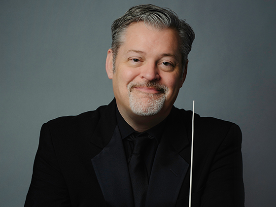 Troy Peters     YOSA Music Director & YOSA Philharmonic Conductor