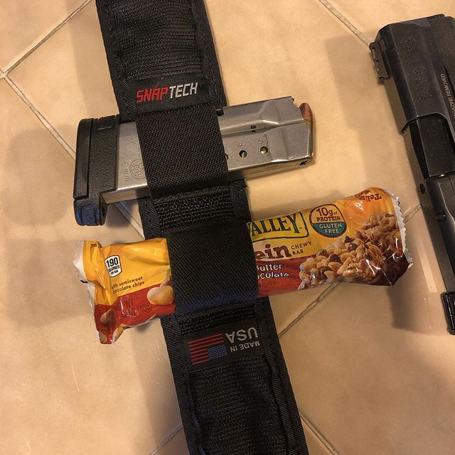 You tired of those really long home defense standoffs waiting for the police to show up- the Wristmag can double as a Snackmag. You're not yourself when you're hungry. 💯🤷‍♂️😂 - #Wristmag #Homedefense - #guns #gun #handguns #handgun #tacticalgear #tactical