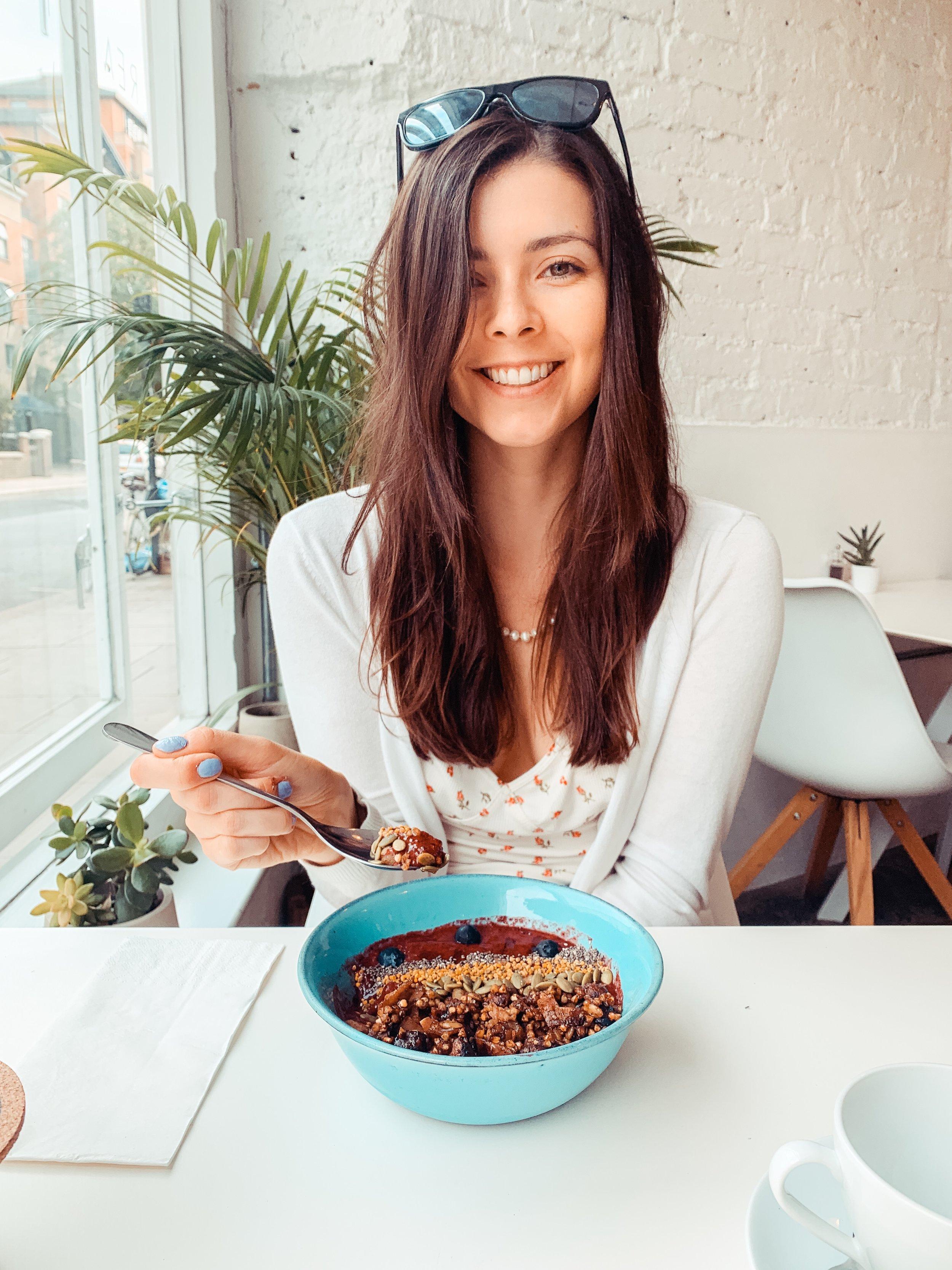 #sophieshealthykitchen - NutritionistFind me: Instagram