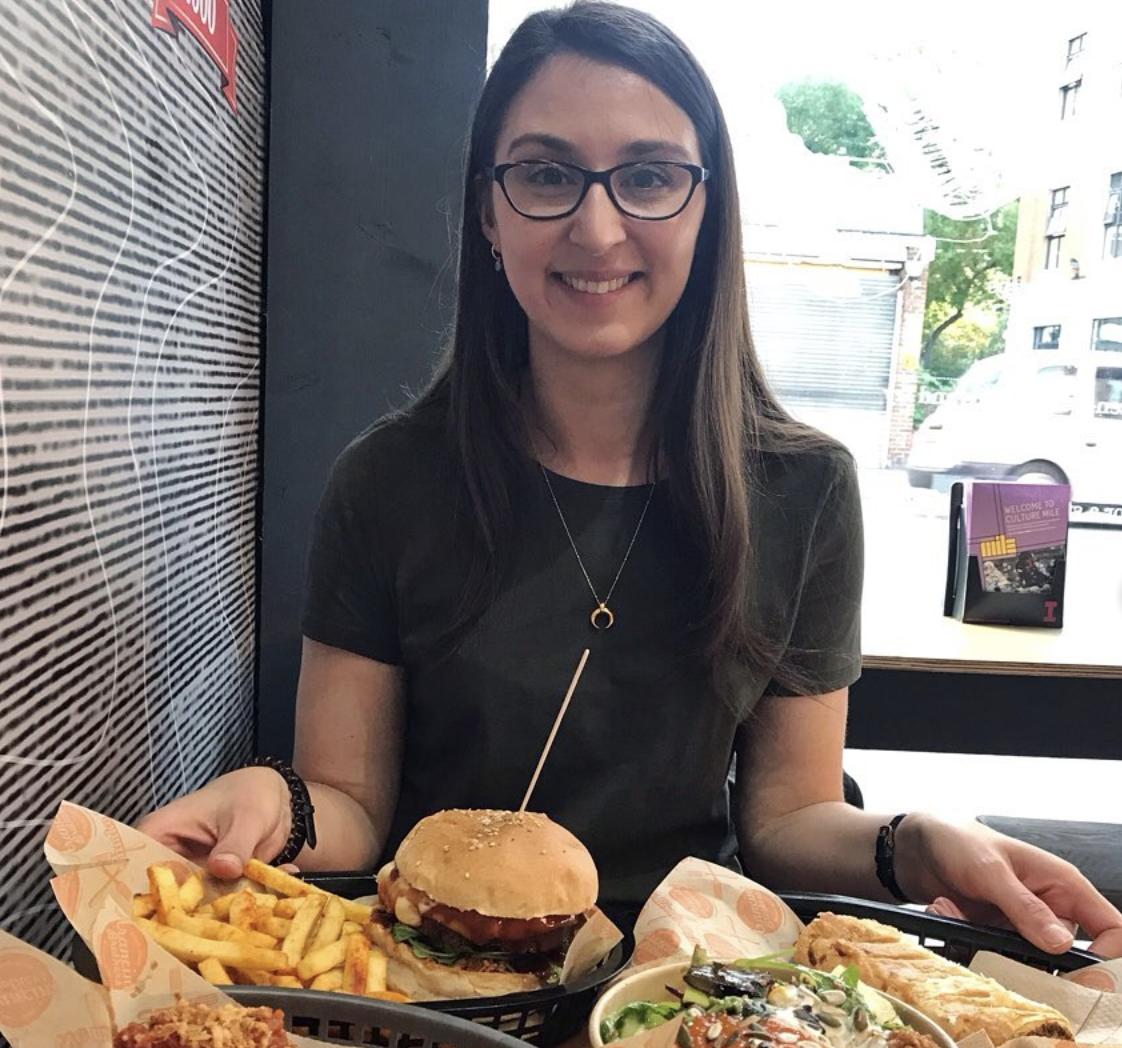 #WELLTRAVELLEDVEGAN - Vegan food blogger, travel & restaurantsFind me: Instagram, Youtube