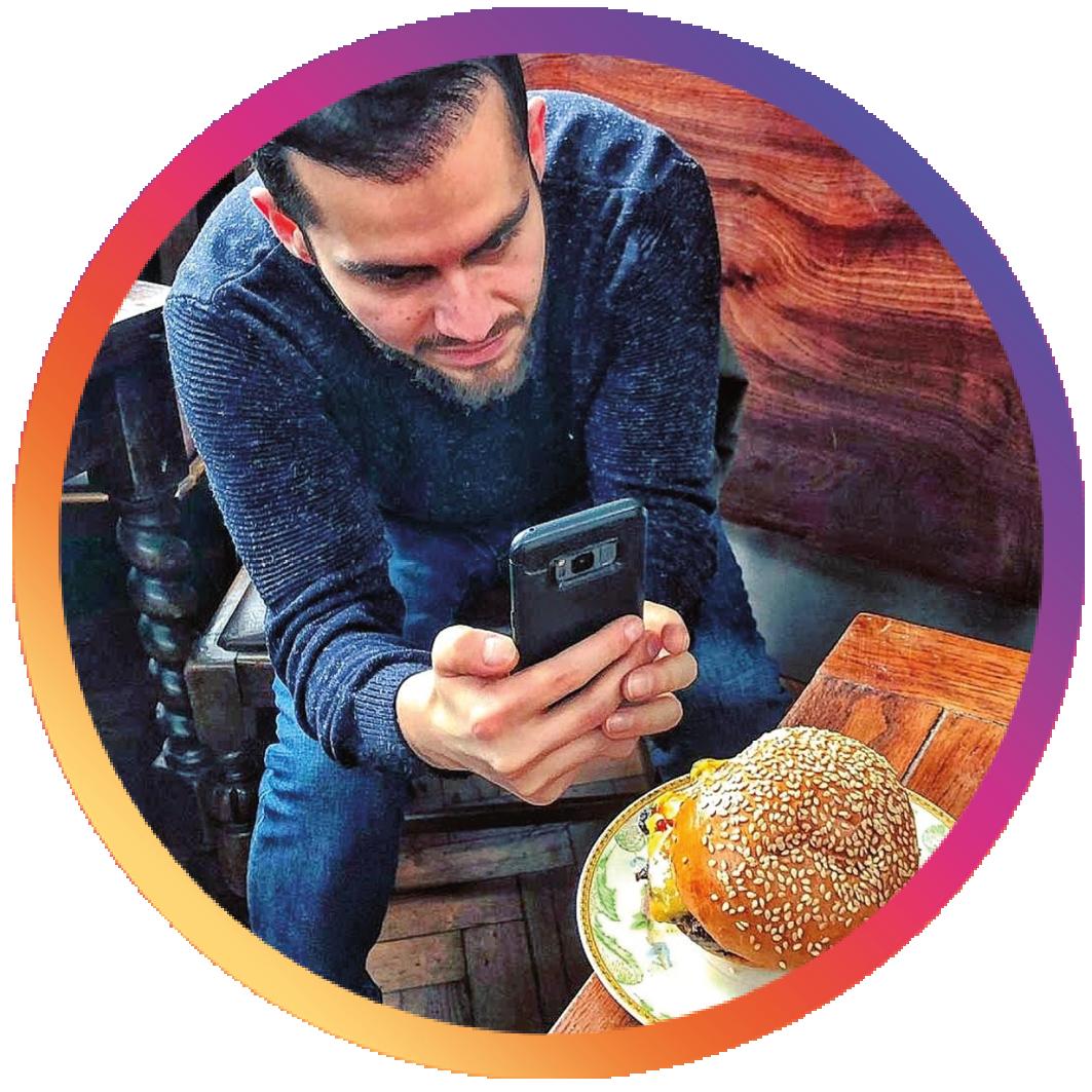 burger searcher -