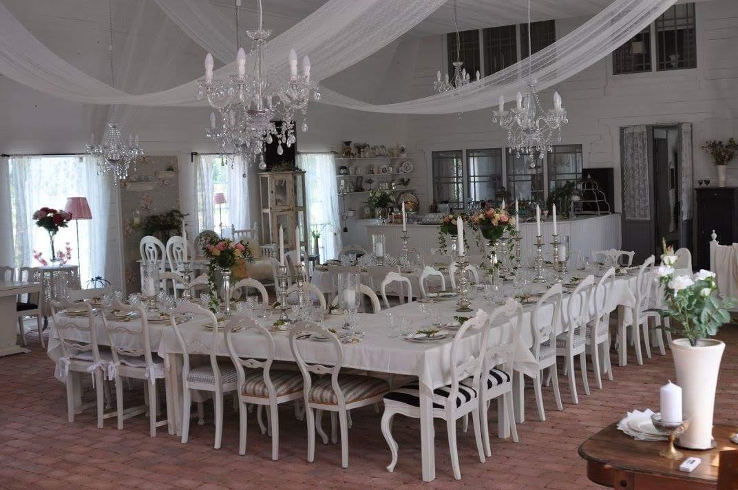 Bröllopslokal -