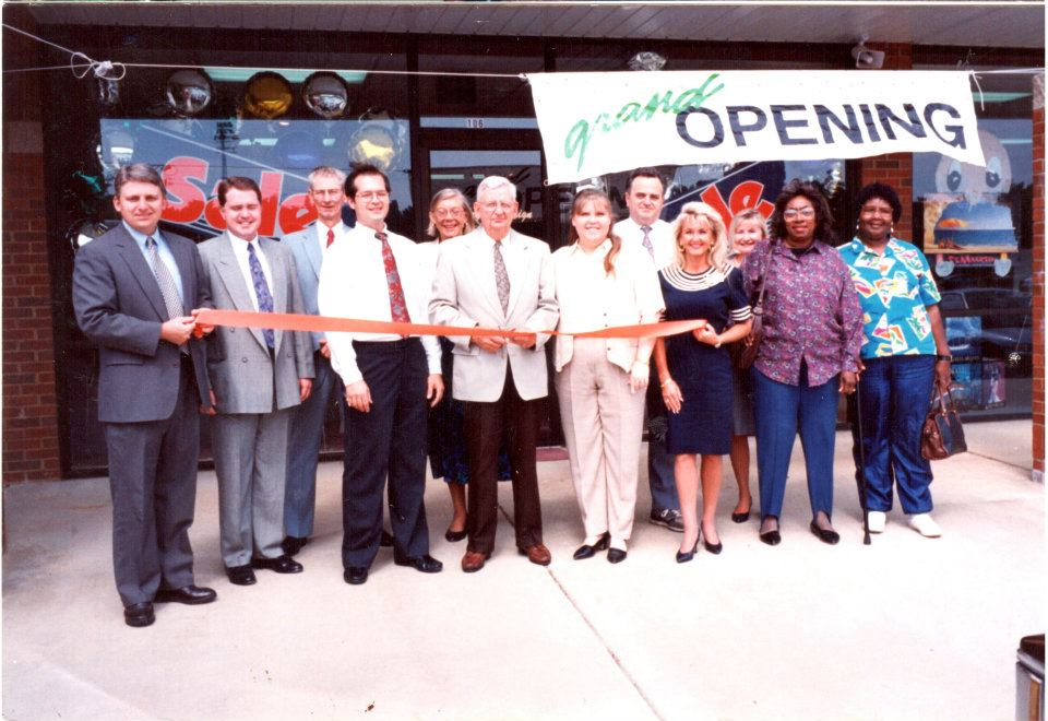 #TBT to our first Grand Opening in 1995!