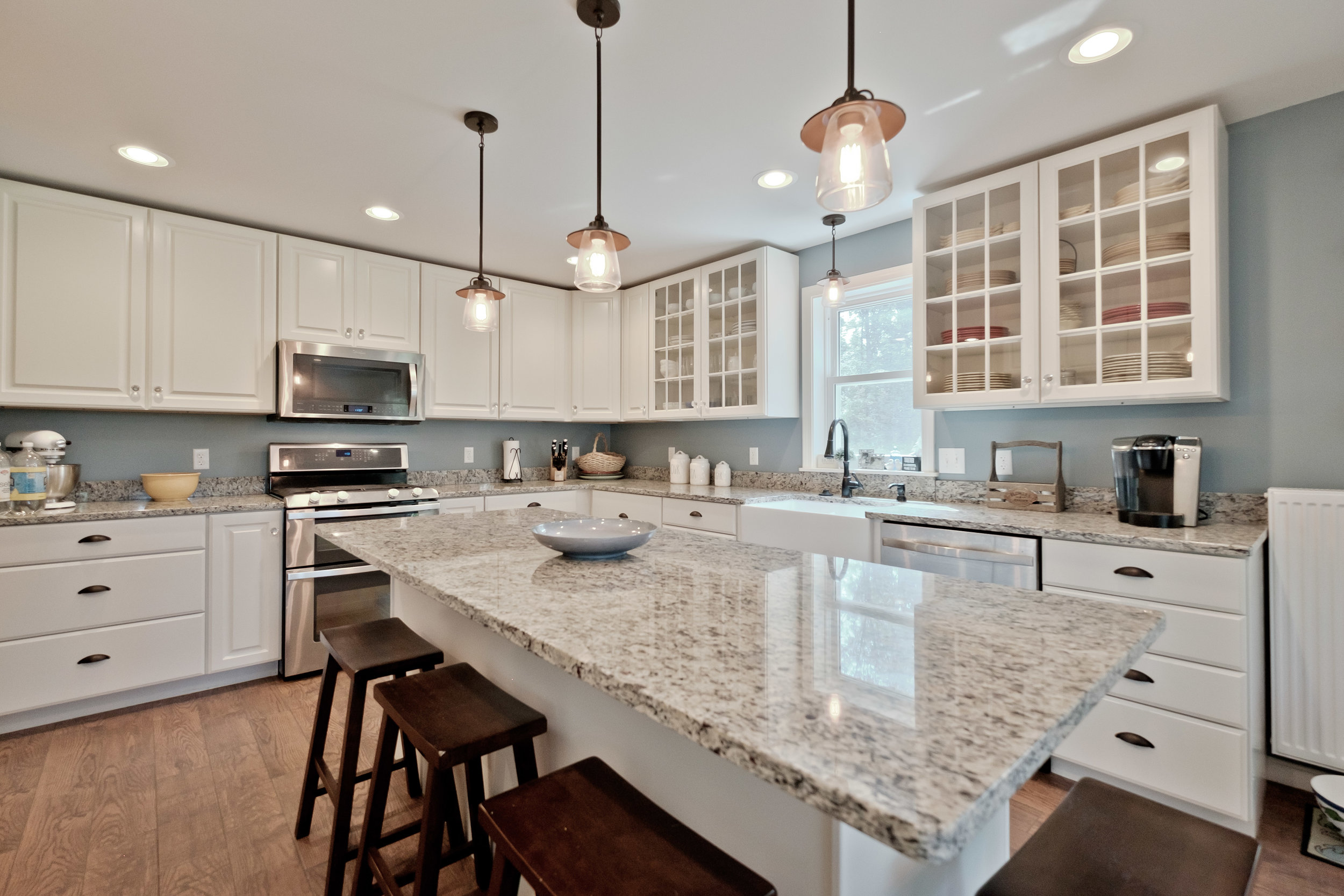 Red Barn House Mottram Architecture | Emily Mottram Energy Efficient Architect