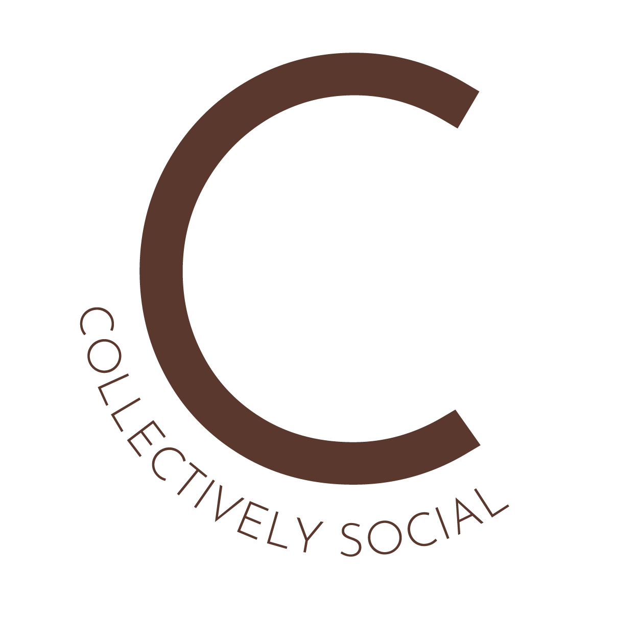 Collectively Social - Dark Brown - C Icon.png
