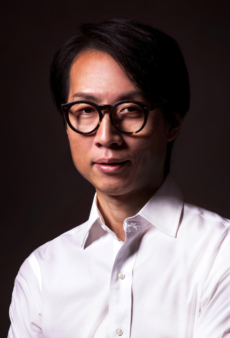 Ted Yu    Founder of Art Dumbo    Curator of The Beatles Tomorrow