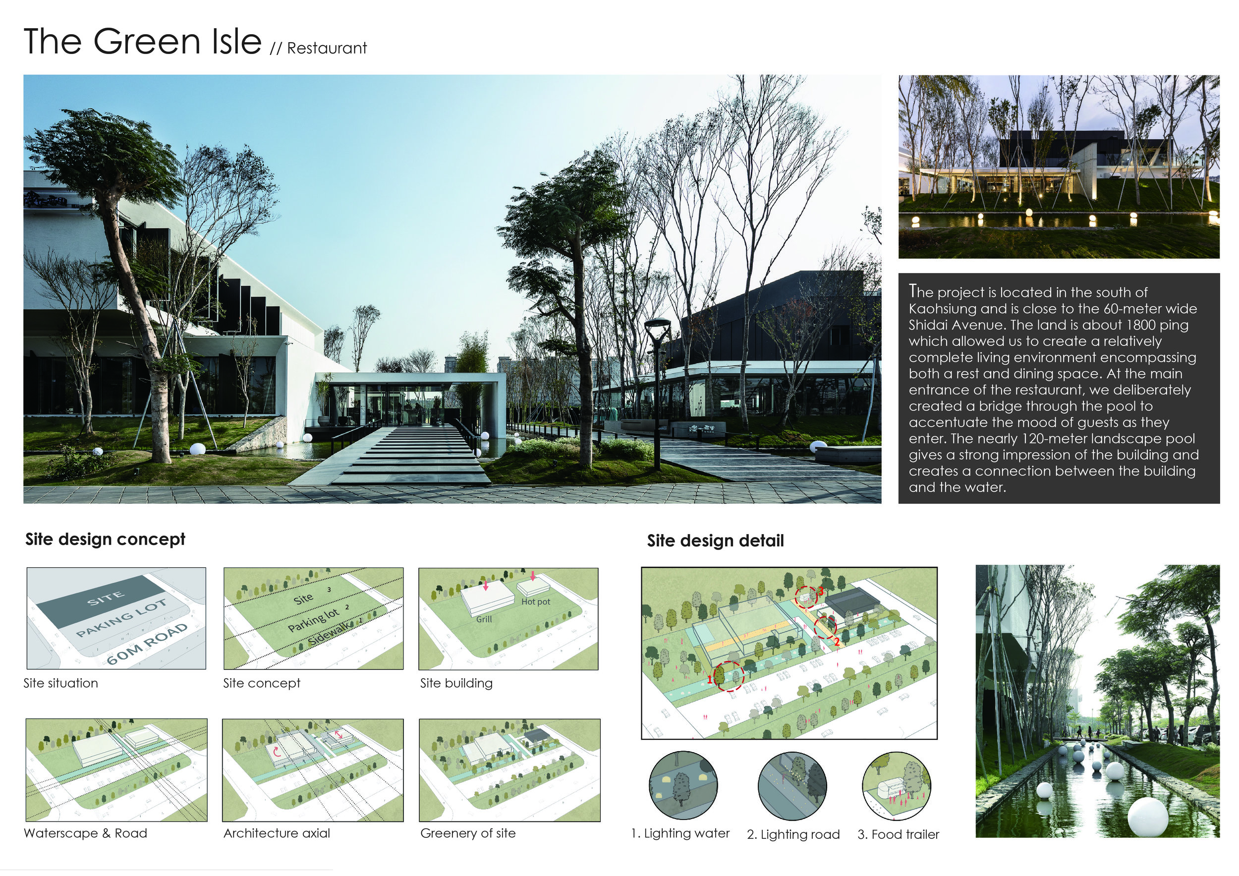 Project Name: The Green Isle - Design by: Chain10 Architecture & Interior Design InstituteArchitecture Division: SustainableWebsite: http://chain10.com/