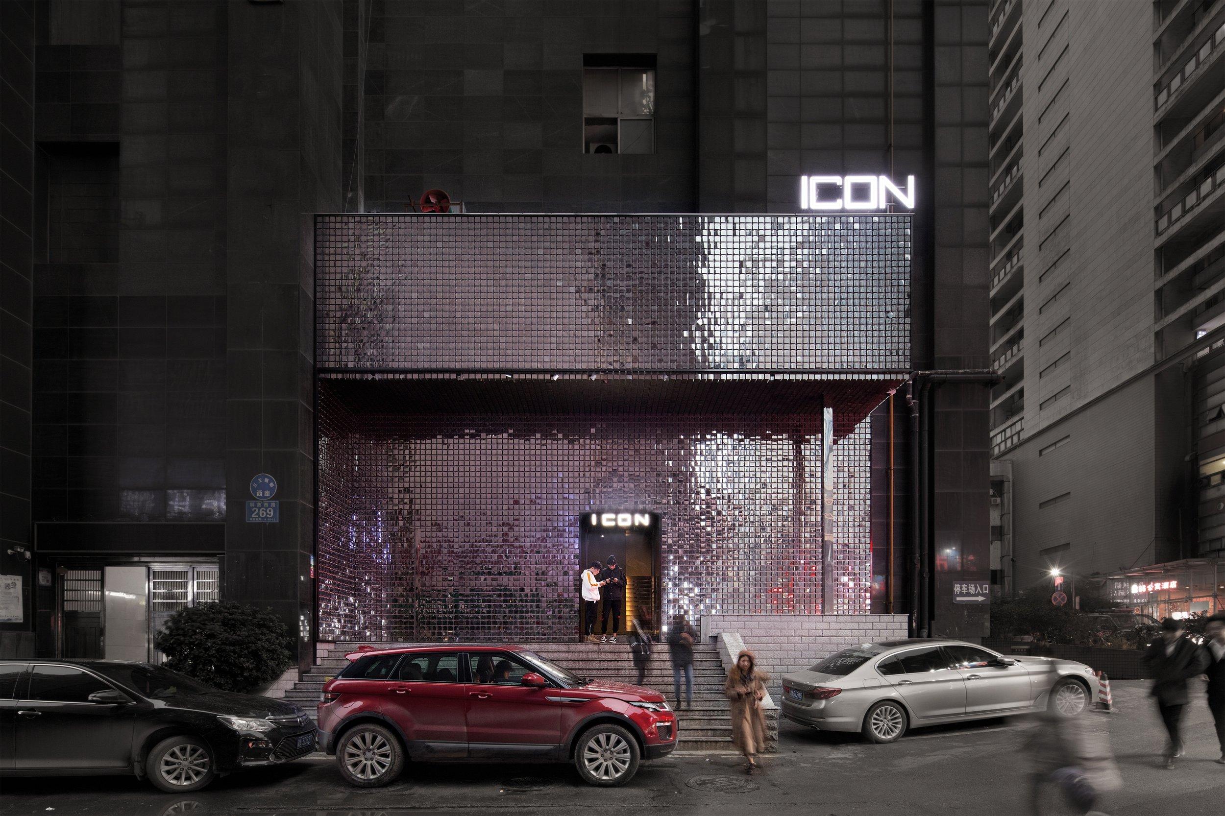 ICON BAR - Design by: Jason Design GroupInterior Division: BarWebsite: http://www.jasonchan.online