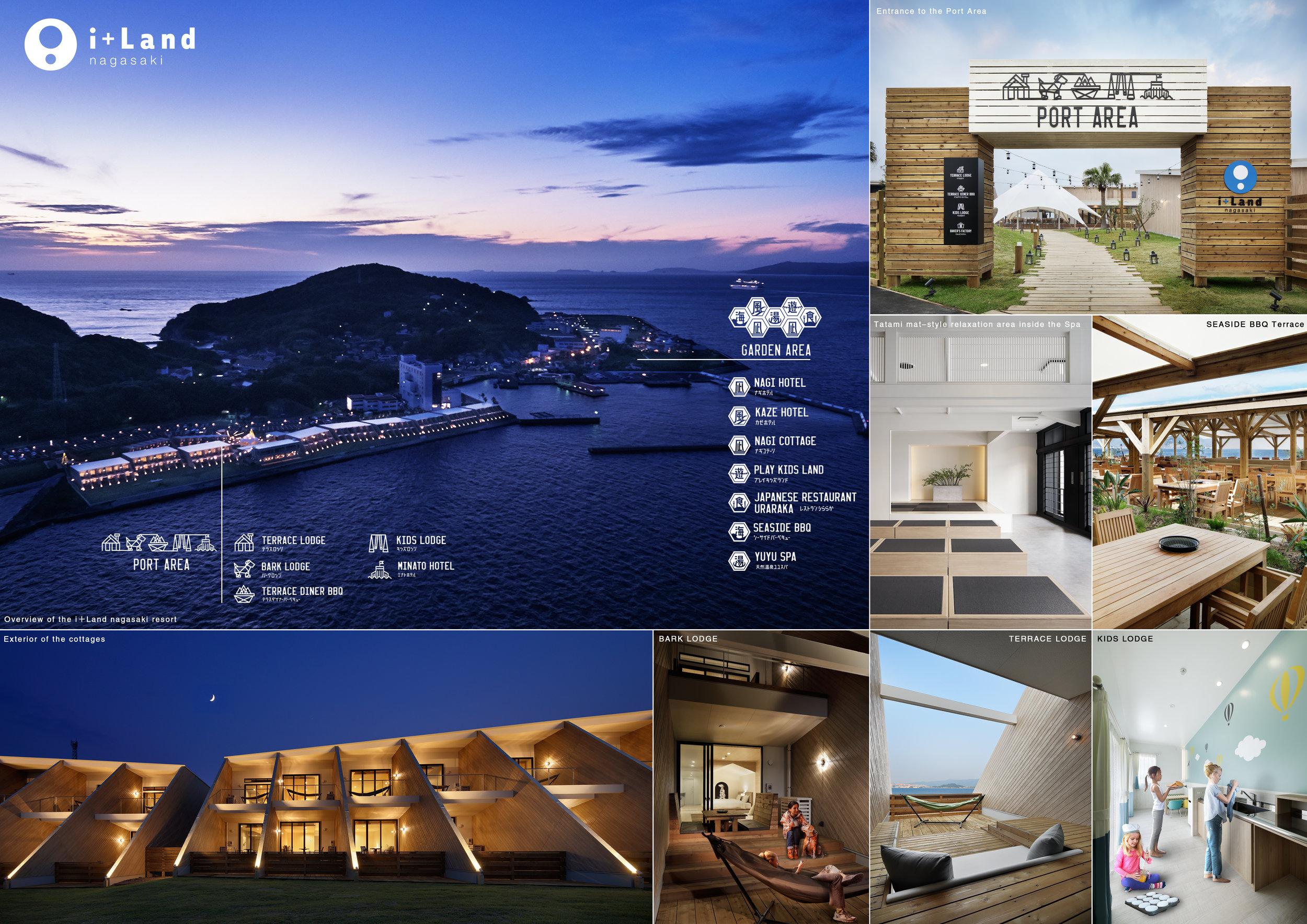 i+Land nagasaki - Design by: NOMURA Co., Ltd.Interior Division: Hotel & ResortWebsite: http://www.nomurakougei.co.jp/english/