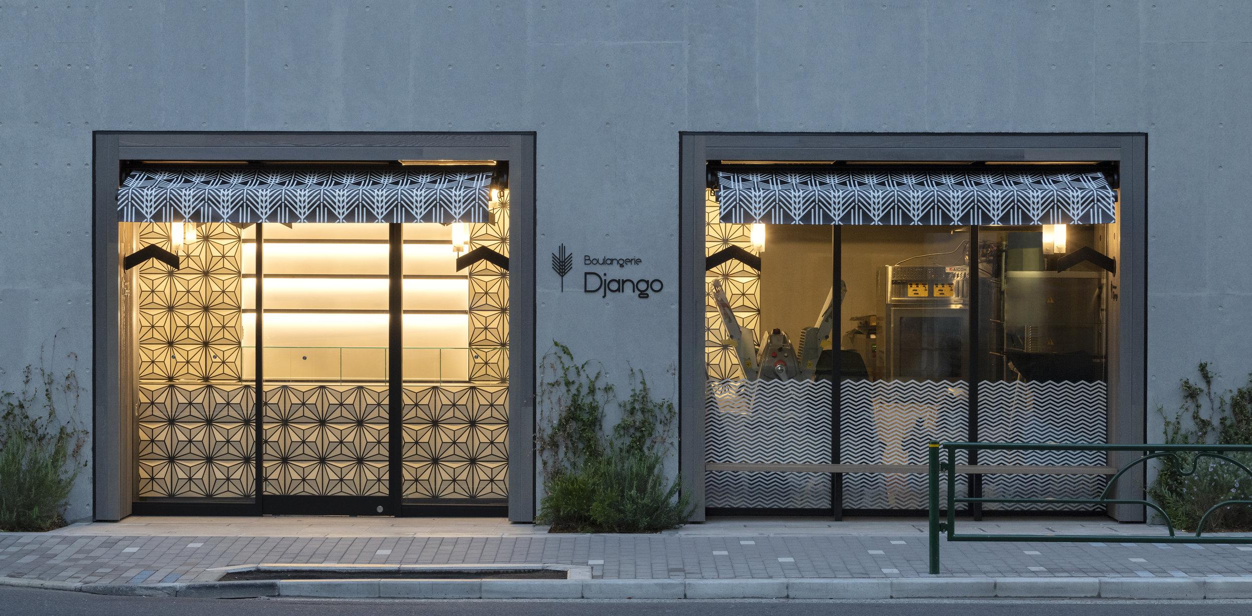 Boulangerie Django - Design by: ATELIER OPA + buildingLandscapeInterior Division: Retail DesignWebsite: http://www.atelier-opa.com