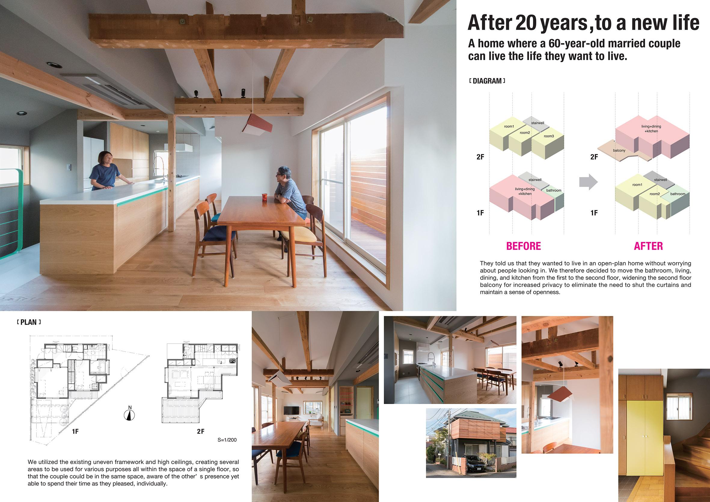 MIYASHITA house - Design by: design tokaInterior Division: ResidentialWebsite: https://www.designtoka.com