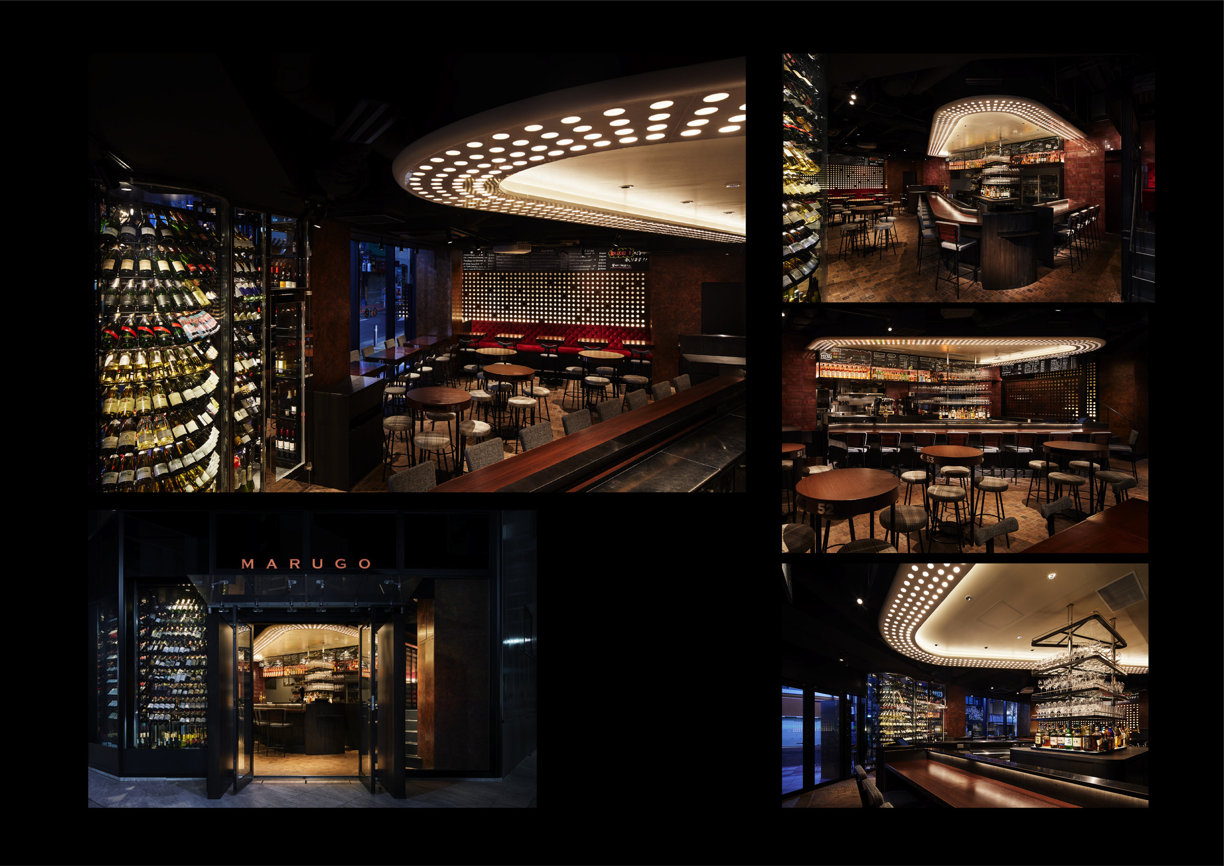 MARUGO SHINBASHI - Design by: MASTERD Co., LtdInterior Division: Retail DesignWebsite: http://masterd.co.jp/
