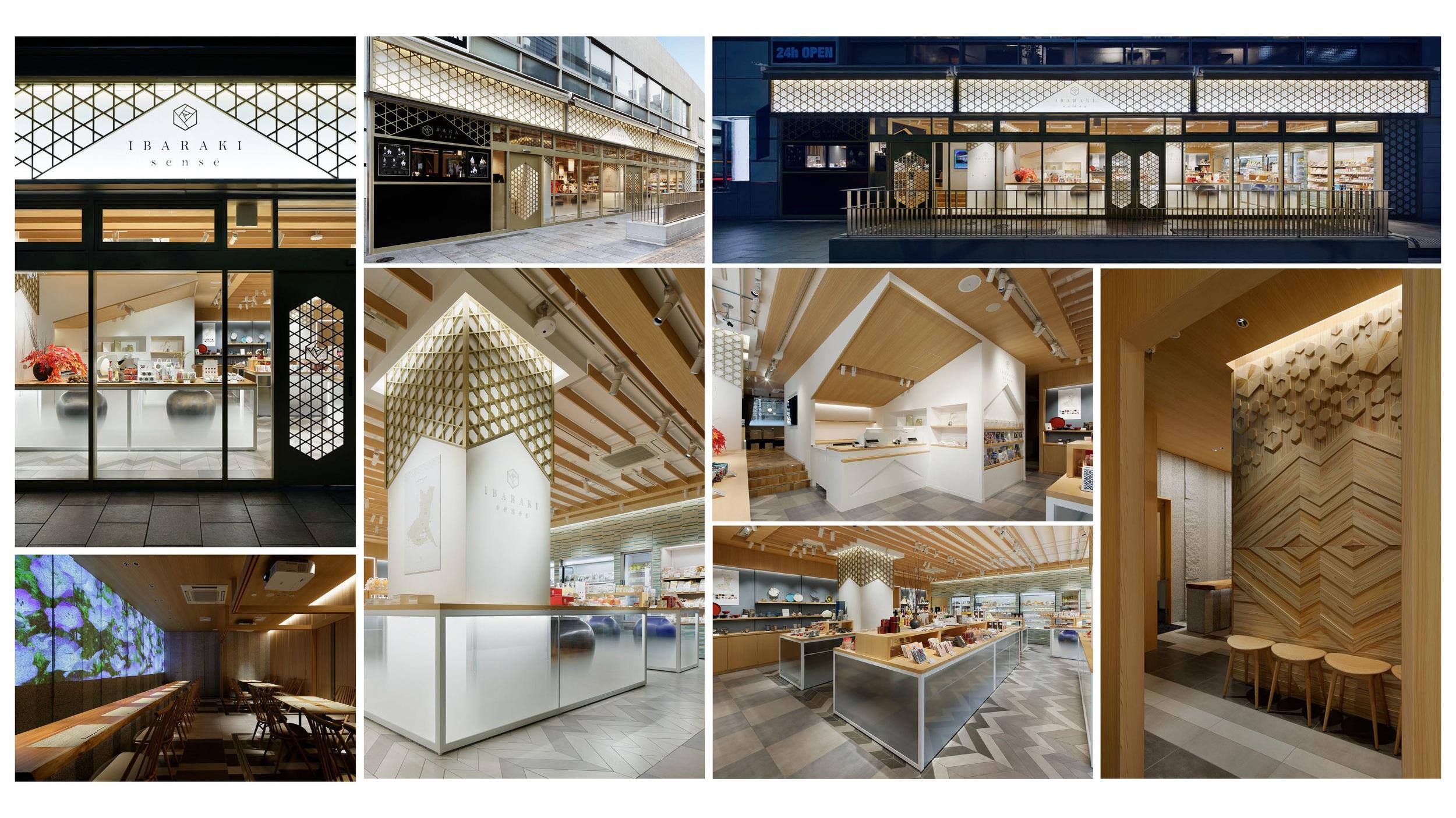 IBARAKIsense - Design by: J.FRONT DESIGN & CONSTRUCTION Co.,Ltd.Interior Division: Retail DesignWebsite: https://www.jfdc.co.jp/english