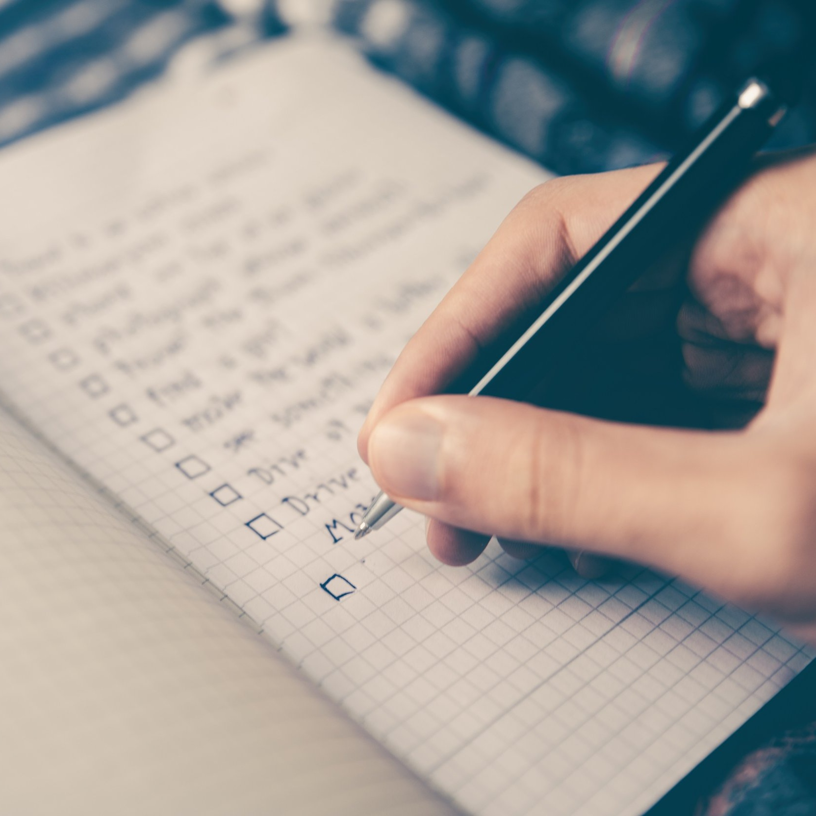 FIND SATISFACTION IN ABANDONING YOUR TO-DO LIST -