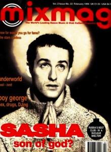 Sasha Son of God