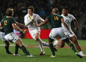 South Africa v England - Third Test