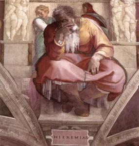 Prophets-Jeremiah