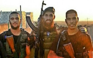 Young British muslims on a Jihadi boys tour in Syria