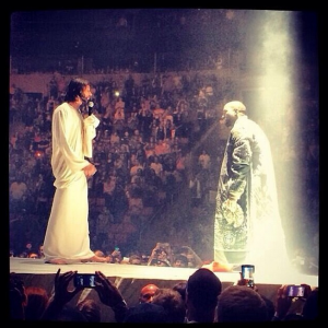 Kanye West: he's not the Messiah, he's a very naughty boy
