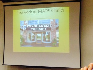 Rick Doblin of MAPS imagines a future of psychedelic therapy clinics