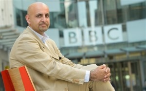 Aaqil Ahmed, head of Religion & Ethics at the BBC