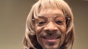 Snoop's white alter-ego, Todd