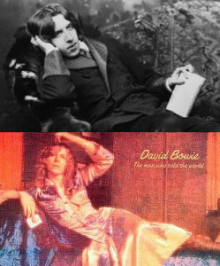 wilde and bowie