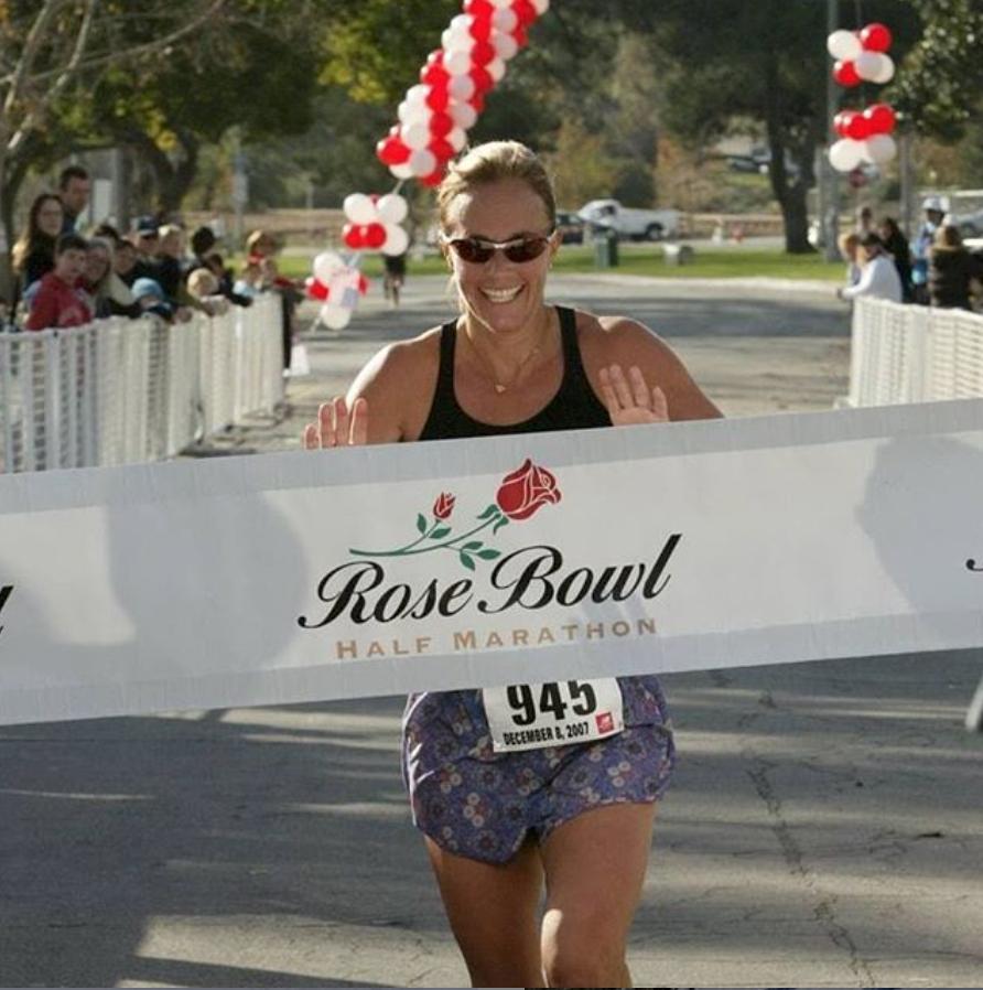Melissa runner