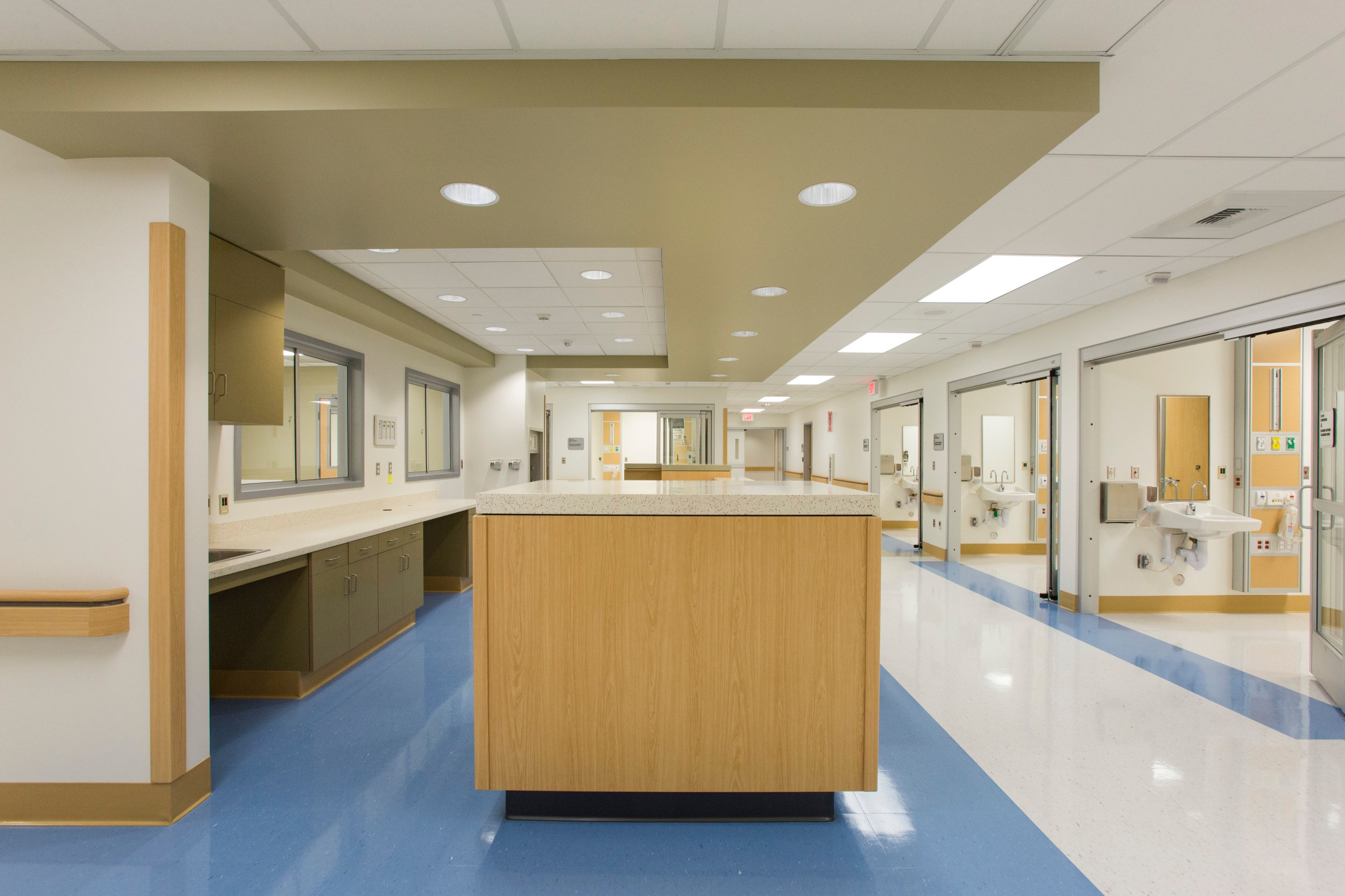 HEALTHCARE - PROJECTS