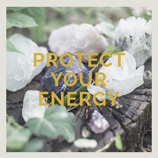 "Good morning, fam! Let's talk about energy today and the importance of 𝐩𝐫𝐨𝐭𝐞𝐜𝐭𝐢𝐧𝐠 𝐲𝐨𝐮𝐫 𝐞𝐧𝐞𝐫𝐠𝐲. ⁣ ⁣ Everyone has their own way of protecting their energy. You can choose whatever fits you best - for me, I like to take different sets of healing crystals with me wherever I go so I'm locked and loaded. I also do the simple method of removing myself from toxic spaces, situations, and even friends or family. (𝘠𝘦𝘴, 𝘴𝘰𝘮𝘦𝘵𝘪𝘮𝘦𝘴 𝘺𝘰𝘶 𝘥𝘰 𝘫𝘶𝘴𝘵 𝘯𝘦𝘦𝘥 𝘢 𝘣𝘳𝘦𝘢𝘬 𝘧𝘳𝘰𝘮 𝘭𝘰𝘷𝘦𝘥 𝘰𝘯𝘦𝘴 𝘵𝘰 𝘳𝘦𝘯𝘦𝘸/𝘱𝘳𝘰𝘵𝘦𝘤𝘵 𝘺𝘰𝘶𝘳 𝘦𝘯𝘦𝘳𝘨𝘺!) ⁣ ⁣ The saying ""Protect Your Energy"" is so common nowadays, but I want to stress the importance of doing so. Your physical, emotional, and mental energies are what fuel you to do what you do, boss fam. ⁣ ⁣ 𝐓𝐡𝐞 𝐦𝐨𝐫𝐞 𝐲𝐨𝐮 𝐤𝐞𝐞𝐩 𝐲𝐨𝐮𝐫 𝐟𝐢𝐞𝐥𝐝 𝐜𝐥𝐞𝐚𝐫 𝐨𝐟 𝐭𝐨𝐱𝐢𝐜𝐢𝐭𝐲, 𝐭𝐡𝐞 𝐬𝐦𝐨𝐨𝐭𝐡𝐞𝐫 𝐲𝐨𝐮𝐫 𝐞𝐧𝐠𝐢𝐧𝐞 𝐰𝐢𝐥𝐥 𝐫𝐮𝐧.⁣"