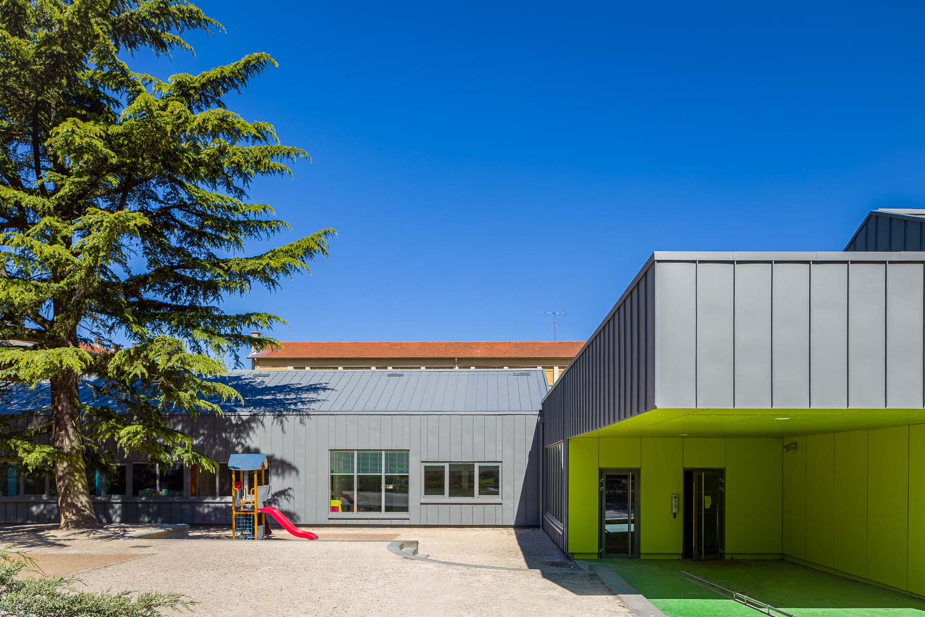 Molnar Piccinato Architectes  Caluire - 2019