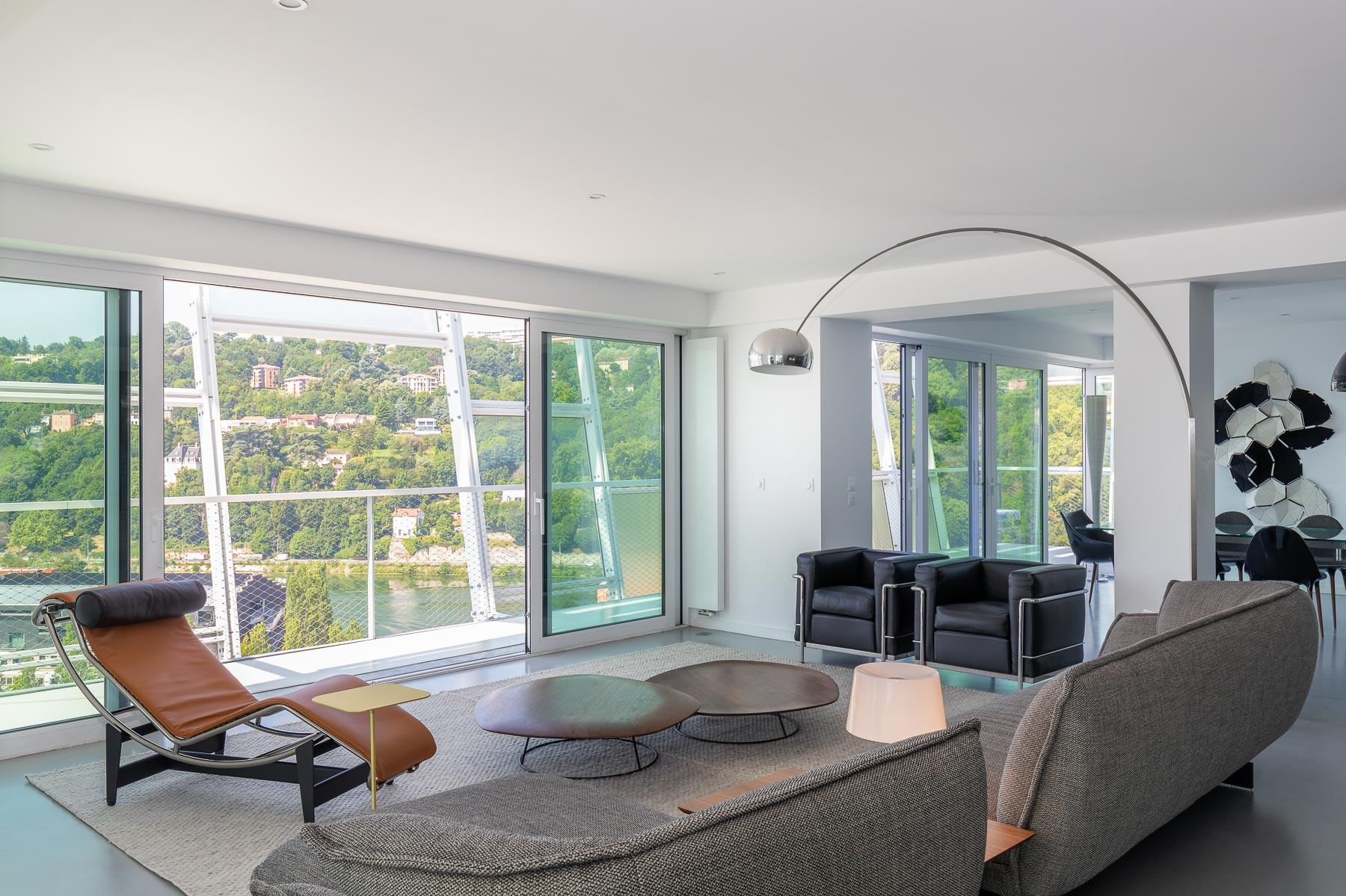 Appartement Tour Ycone - Jean Nouvel