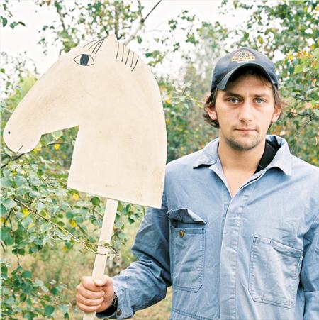 Holger Prümm and his Hobbyhorse