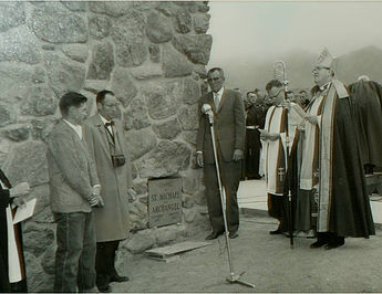 Laying the Cornerstone 1962