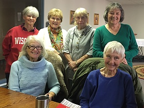 Tuesday Women's Fellowship - This Group gathers at 11:30 following the Tuesday Eucharist in St. Francis chapel for lunch and conversation around a book they have selected to review.