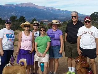 Wednesday Walkers - Colorado is full of beautiful weather and trails. Join this group on Wednesdays and discover God in the midst of His creation.