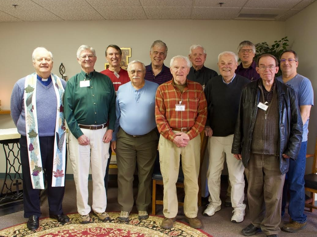Saturday Men's group - Join the men of our church on the second and fourth Saturdays of the month during the academic year for a time of worship, fellowship, and breakfast.For a schedule, click here.